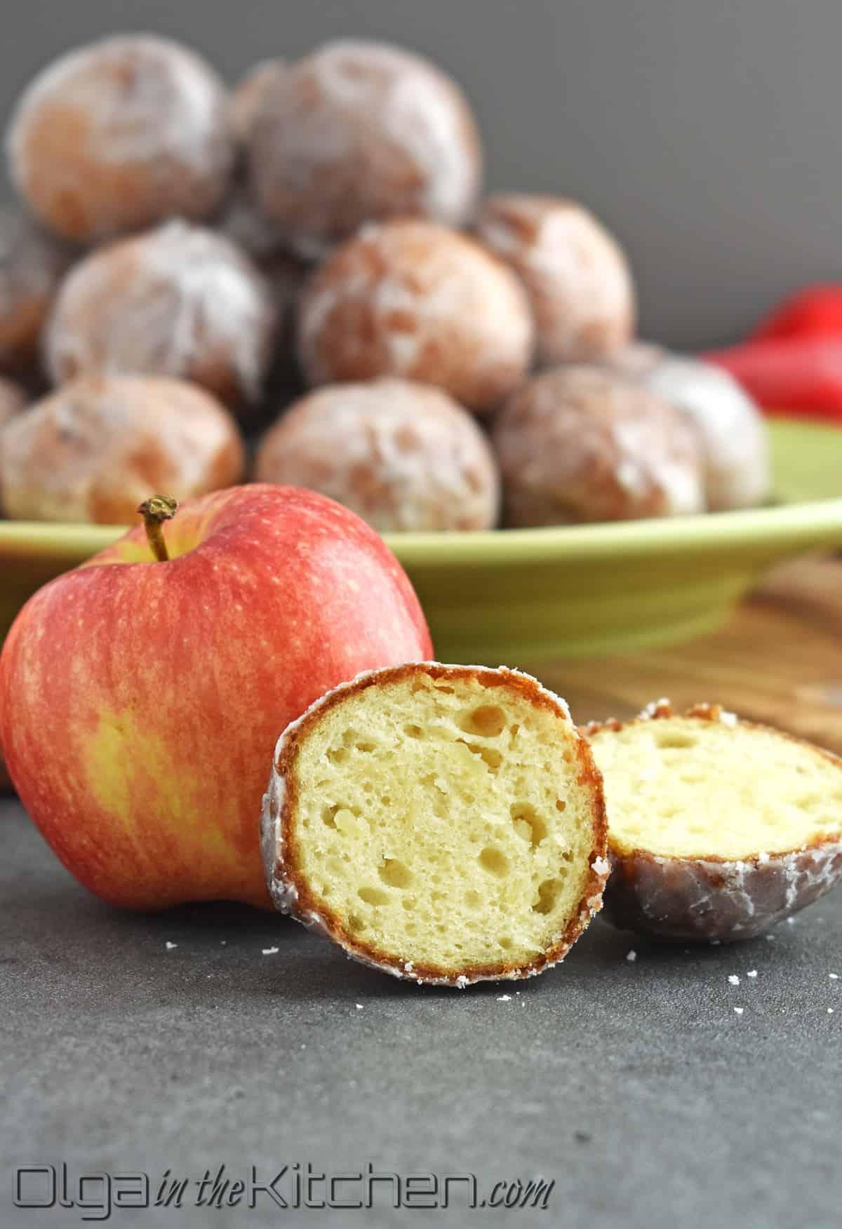 mashed potatoes donut holes recipe