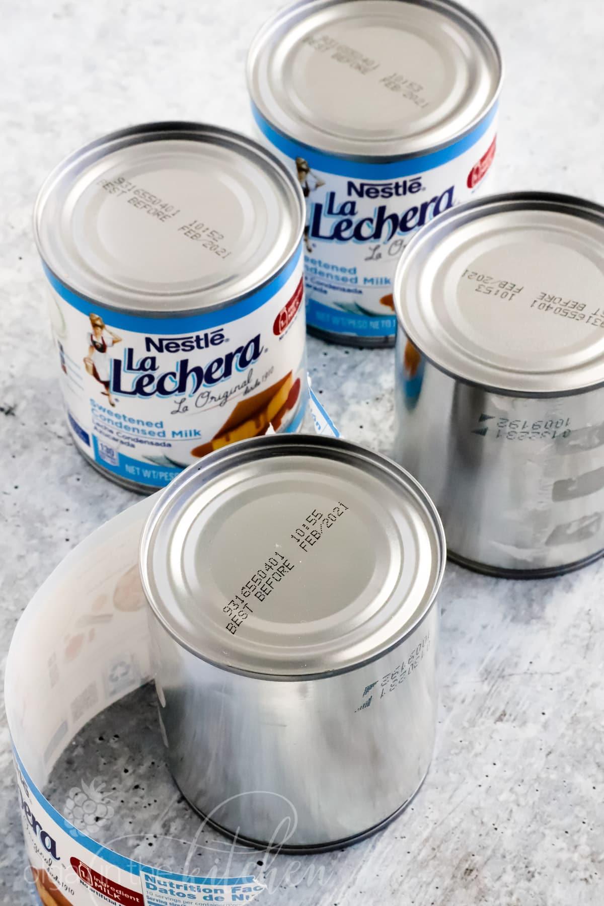 Een gemakkelijk Dulce de Leche (Gekookte Gecondenseerde melk) recept met slechts 1 ingrediënt! yoastmark class='yoast-text-mark' srcset='yoast-text-mark' srcset=