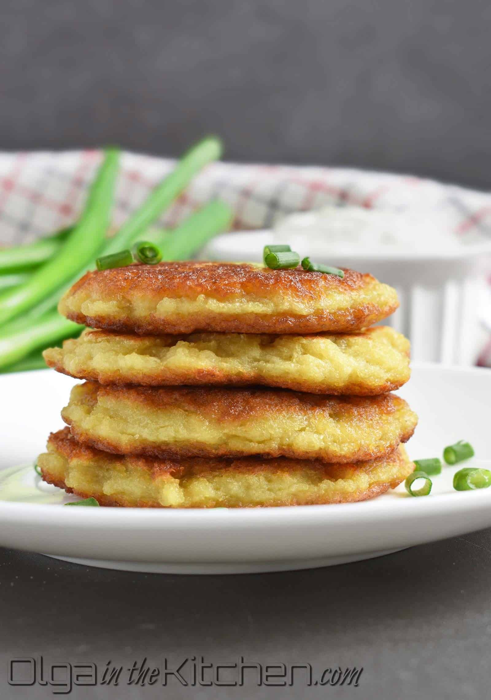 ukrainian potato pancakes