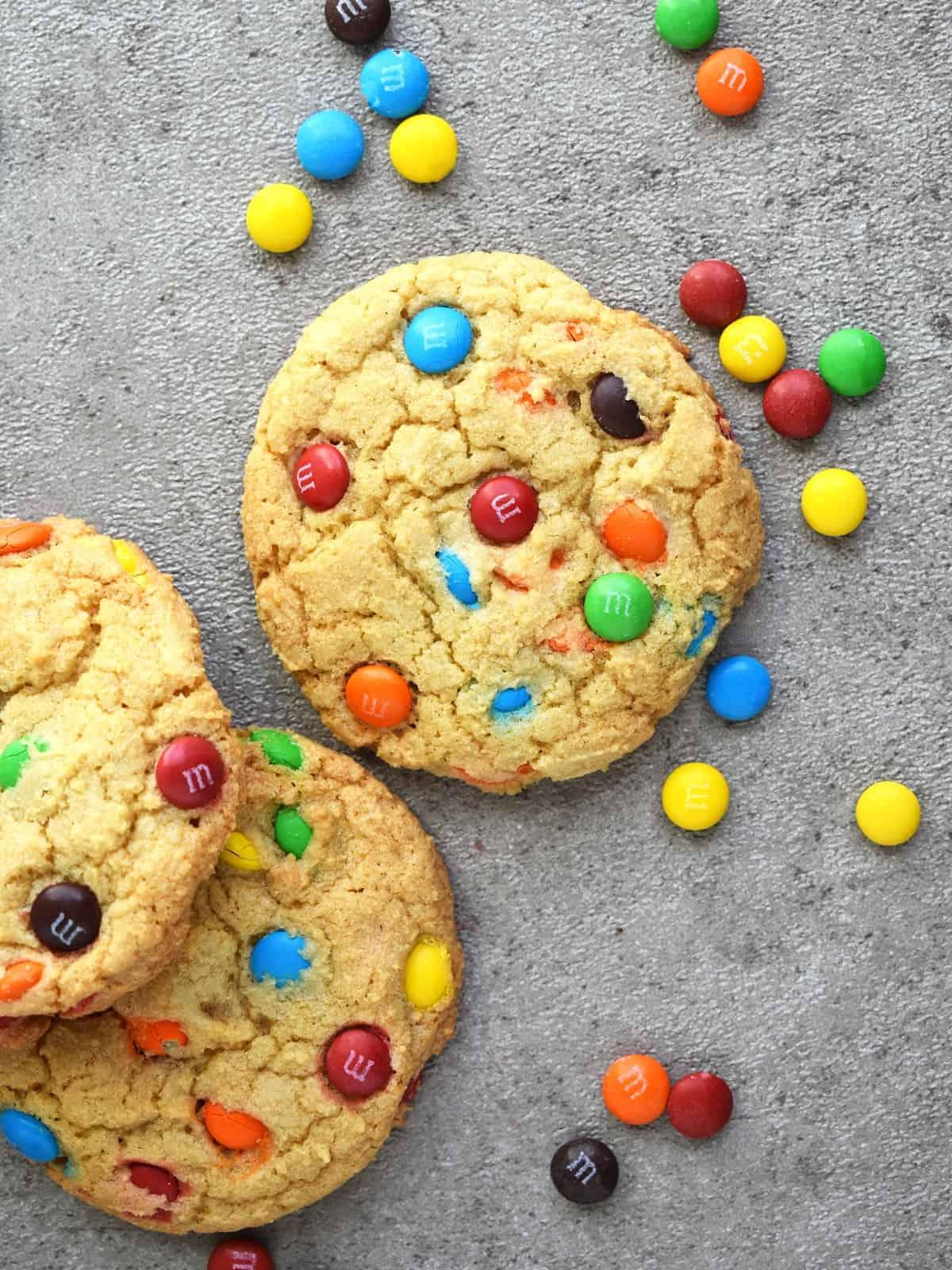 Best M M Cookies Olga In The Kitchen