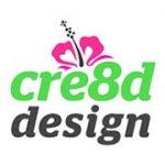 Cre9d design for custom web design.