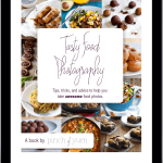 Learn food photography with Tasty Food Photography from Pinch of Yum aka FoodBloggerPro.