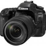 Best Canon camera for food photography. Eos 80d.